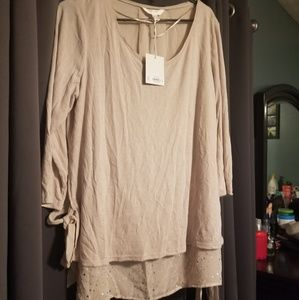 Lauren Conrad dress shirt